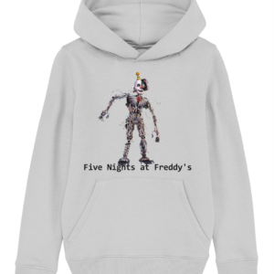 Infected ennard, from Five Nights at Freddy's child's hoodie