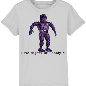Infected security from Five night's at Freddy's