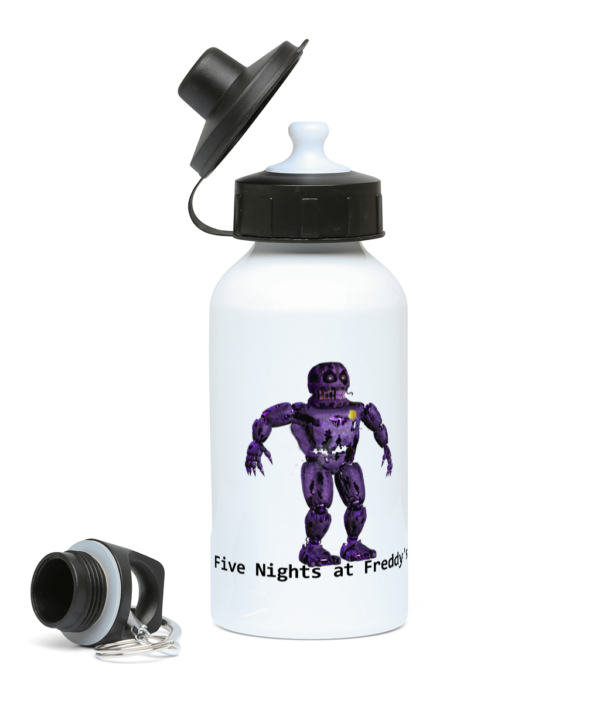 Infected security from Five night's at Freddy's 400ml Water Bottle