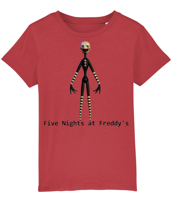 Jigsaw puppet from Five night's at Freddy's Five nights at Freddy's