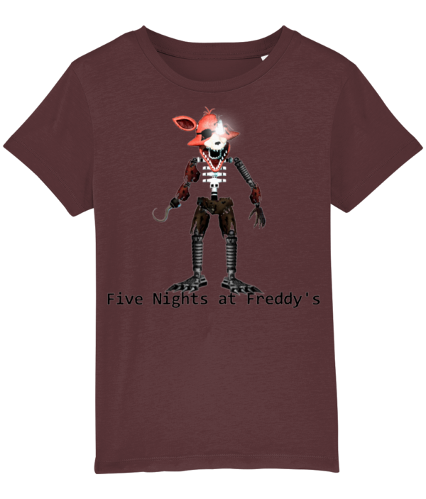 Withered nightmare Foxy from Five nights at Freddy's. Five nights at Freddy's