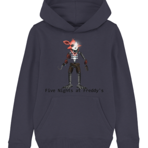 Withered nightmare Foxy from Five nights at Freddy's. Child's hoodie