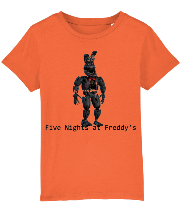 Withered bonnie from Five nights at Freddy's Withered bonnie