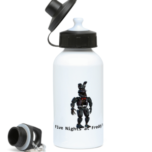 Withered bonnie from Five nights at Freddy's 400ml Water Bottle Withered bonnie