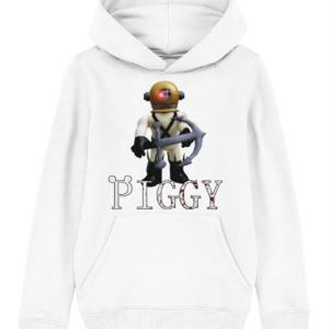 Dakoda piggy skin from piggy ARP child's hoodie ARP