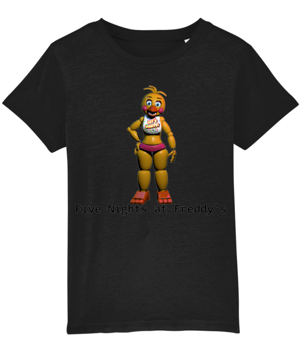 Toy Chica from Five Nights at Freddy's toy chica
