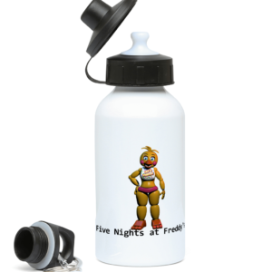Toy Chica from Five Nights at Freddy's 400ml Water Bottle toy chica