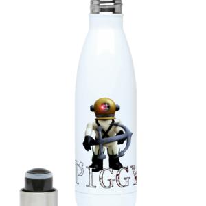 Dakoda piggy skin from piggy ARP 500ml Water Bottle