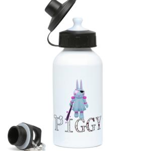 bunny rb battles skin from Piggy ARP 400ml Water Bottle