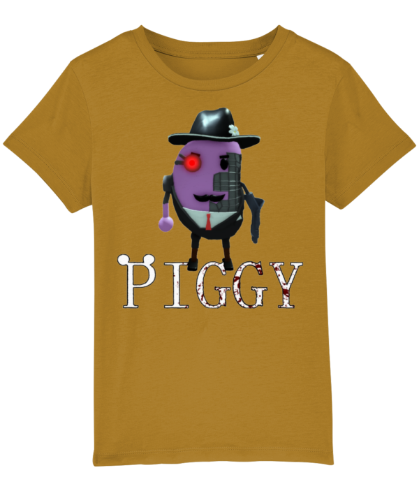 Mr P cyborg infected – piggy skin from Piggy ARP Mr P cyborg infected