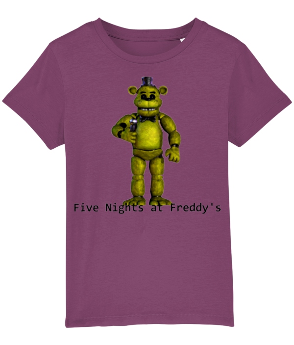 Golden Freddy skin from Five nights at Freddy's Five nights at Freddy's