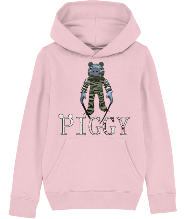 Kamosi skin a mummified pig with a bunch of stiches Child's hoodie kamosi