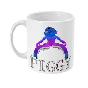 Kraxicorde from Piggy 11oz Mug kraxicorde