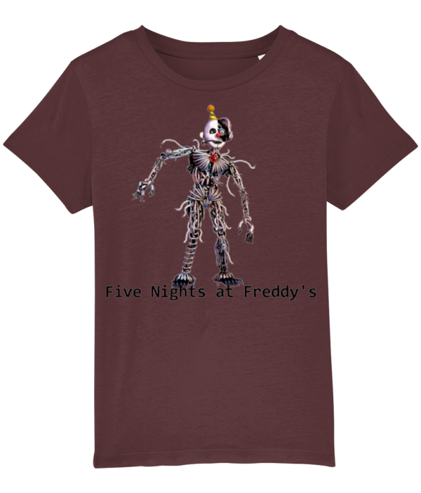 Infected ennard, from Five Nights at Freddy's Infected ennard