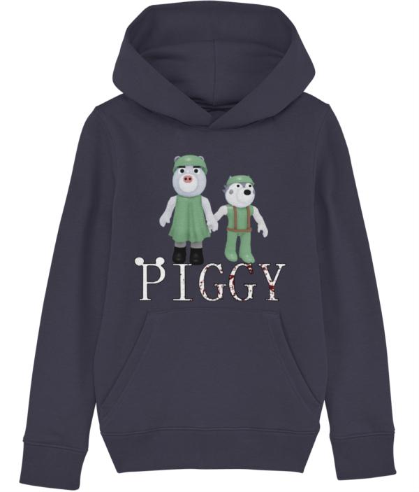 Daisy and William Piggy ARP Skin child's hoodie Daisy and William Piggy ARP