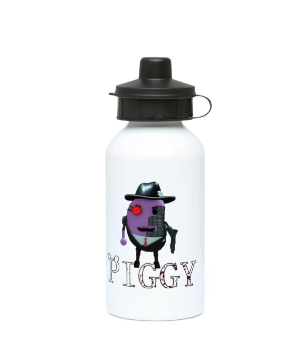 Mr P cyborg infected – piggy skin from Piggy ARP 400ml Water Bottle Mr P cyborg infected