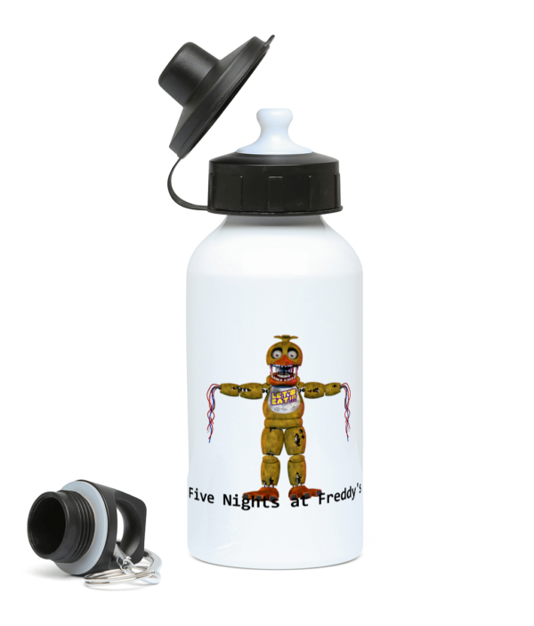 Withered chica from Five Nights at Freddy's 400ml Water Bottle FNaF