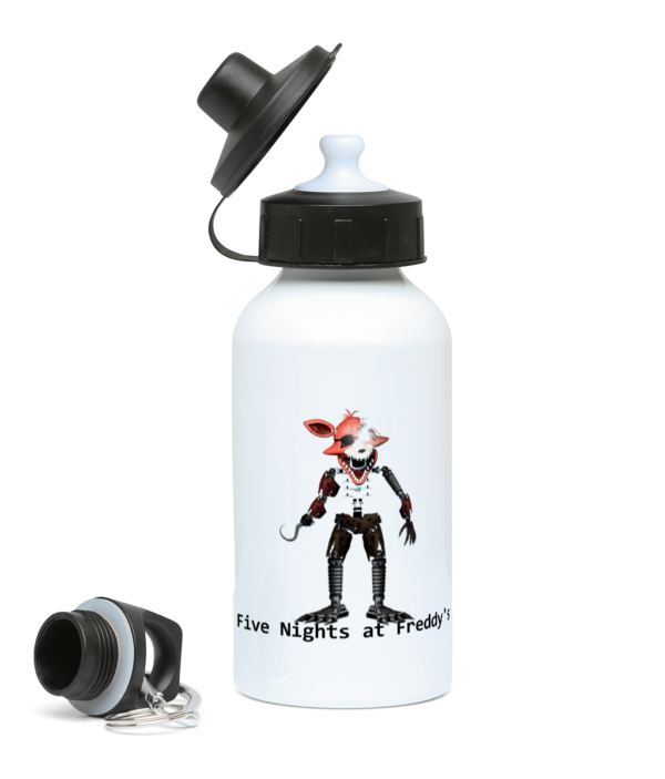 Withered nightmare Foxy from Five nights at Freddy's. 400ml Water Bottle withered foxy