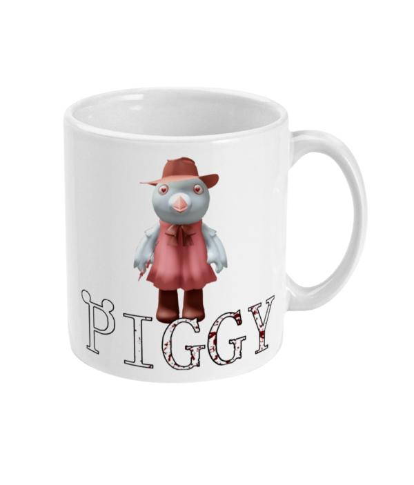 Dialla Normal Skin from Piggy ARP mug 11oz Dialla Normal Skin from Piggy ARP mug 11oz