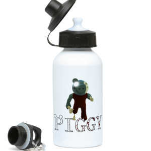 Zompiggy from Piggy ARP 400ml Water Bottle zompiggy