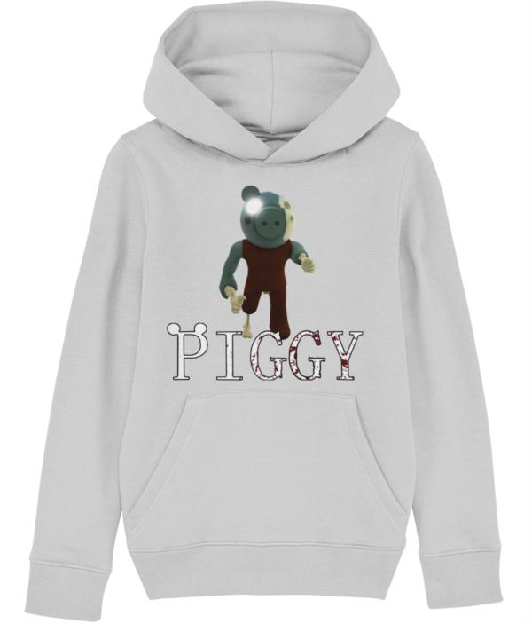 Zompiggy from Piggy ARP child's hoodie zompiggy