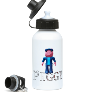 Normal George from Piggy ARP 400ml Water Bottle Normal George from Piggy ARP 400ml Water Bottle