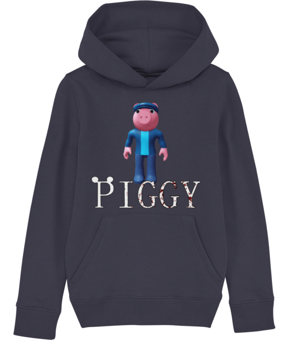Normal George from Piggy ARP child's hoodie george