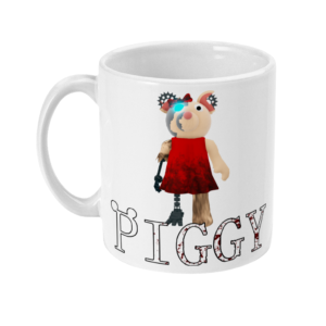 Mousey new form piggy skin from Piggy ARP 11oz Mug Mousey new form