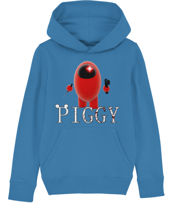 Imposter skin from Piggy ARP child's hoodie Imposter skin