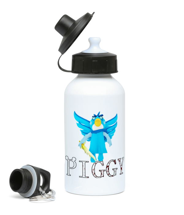 Leaked kangaroo skin from Piggy ARP 400ml Water Bottle Leaked kangaroo