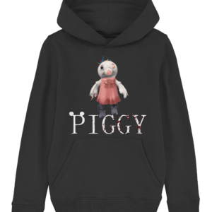 diala-infected skin from Piggy ARP child's hoodie dialla