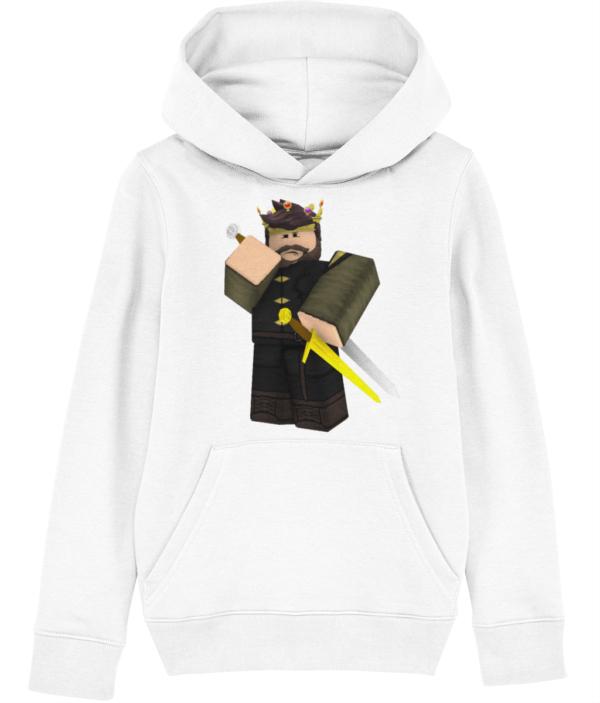 Robert Baratheon child's hoodie Robert Baratheon