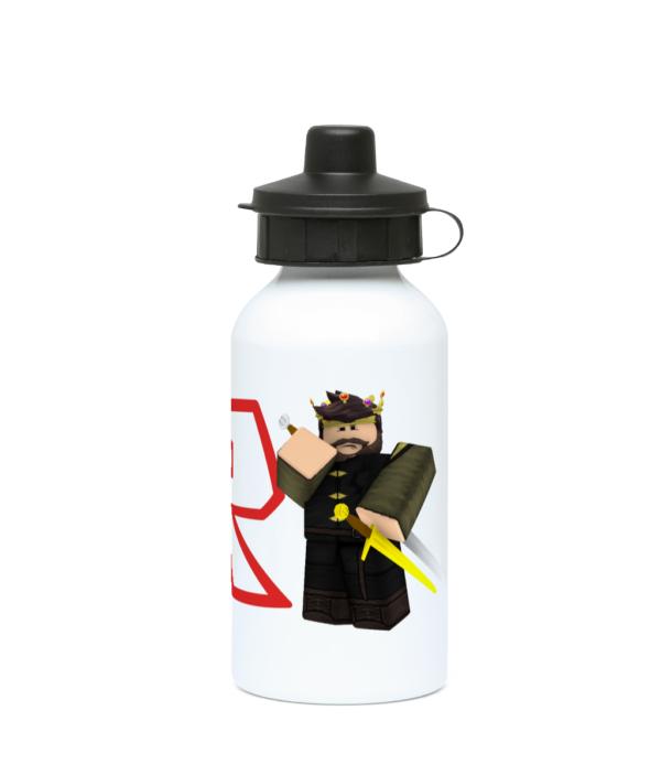 Robert Baratheon 400ml Water Bottle Robert Baratheon 400ml Water Bottle