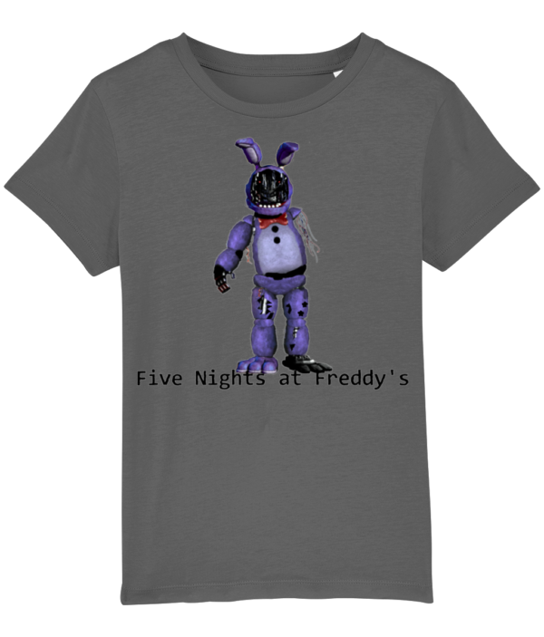 Withered barney from Five Nights at Freddy's