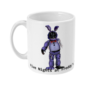 Withered barney from Five Nights at Freddy's 11oz Mug