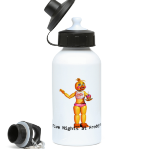 Toy Chica lets party – Five nights at Freddy's 400ml Water Bottle