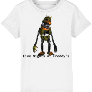 Abomination Chica from Five nights at Freddy's