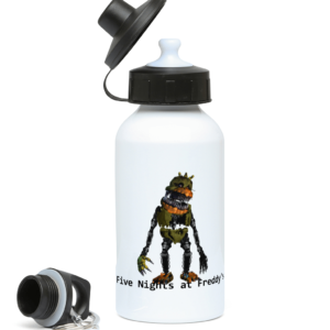 Abomination Chica from Five nights at Freddy's 400ml Water Bottle