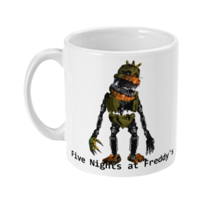 Abomination Chica from Five nights at Freddy's 11oz Mug
