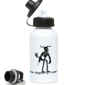 Abomination Foxy from Five nights at Freddy's 400ml Water Bottle