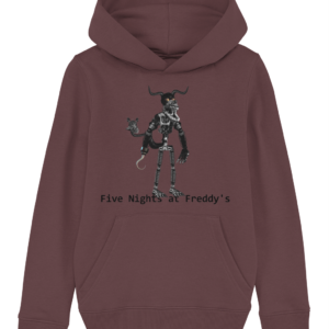 Abomination Foxy from Five nights at Freddy's child's hoodie