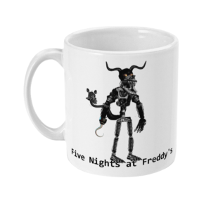 Abomination Foxy from Five nights at Freddy's 11oz Mug