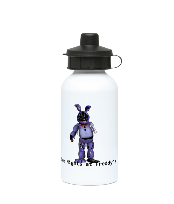 Withered barney from Five Nights at Freddy's 400ml Water Bottle